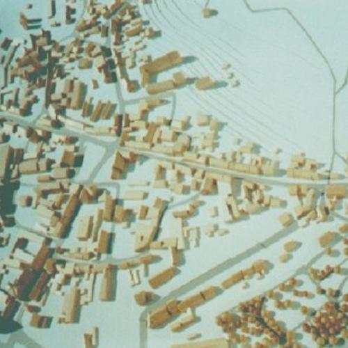 Rahmenplan-Schkeuditz-Modell